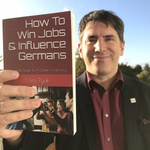 How To Win Jobs & Influence Germans is the expats' guide to a job in Germany. By Chris Pyak.
